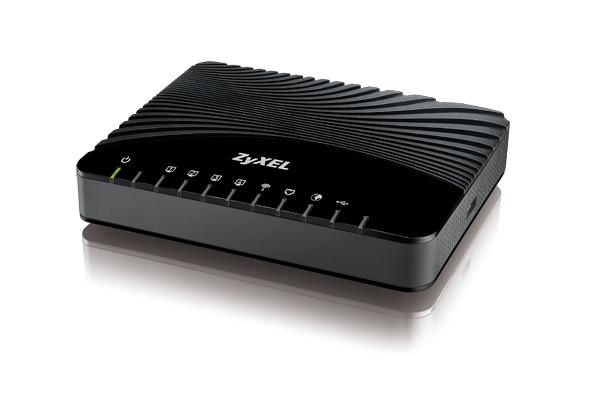 600x400 Vmg1312 B Series Wireless N Vdsl2 4 Port Gateway With Usb Zyxel