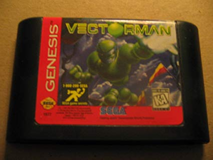 425x319 Vectorman Video Games