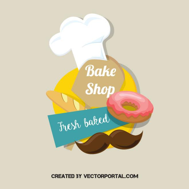 660x660 Free Vector Graphics Clouds Bakery Vector Graphics Download