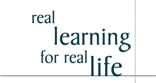 600x321 Real Learning For Real Life Free Vector In Encapsulated Postscript