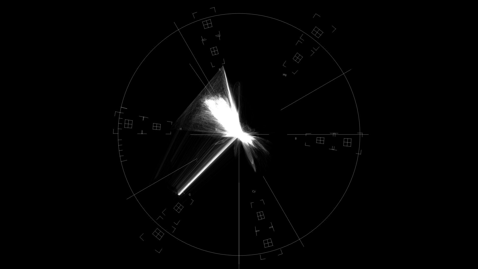 1920x1080 4k Hdr Waveformvectorscope