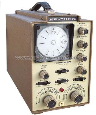 311x375 Vector Scope Io 101 Equipment Heathkit Brand, Heath Co. Ben