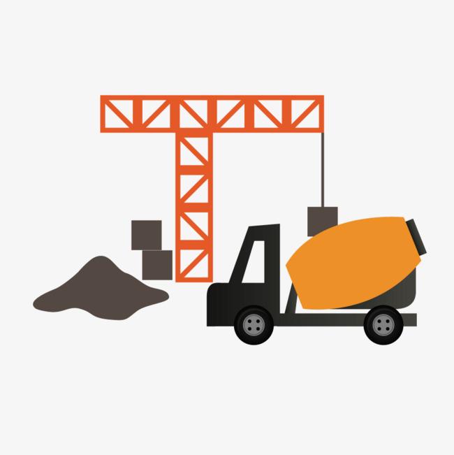 650x651 Vector Site Mixer, Mixer, Mixer, Construction Site Png And Vector