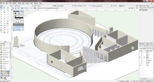 500x268 A Beginner Tests Out The New Vectorworks 2015