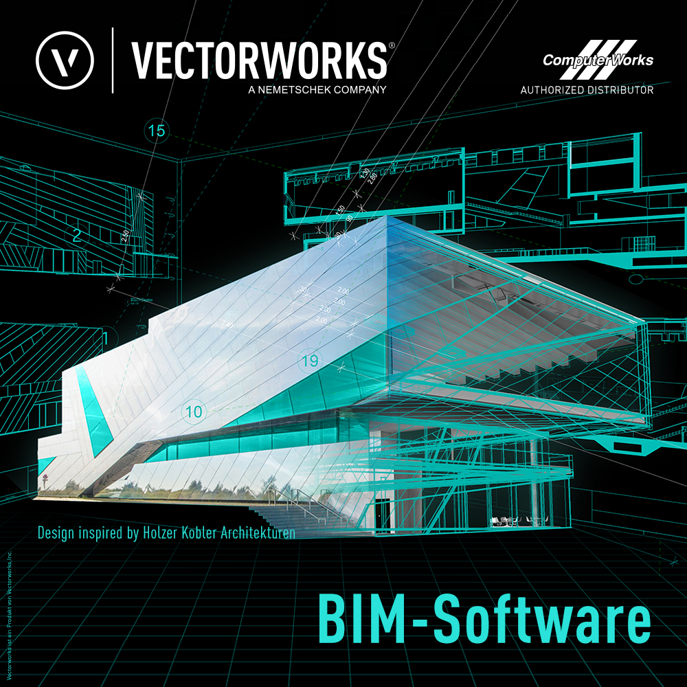 1000x1000 Vectorworks 2017 By Computerworks Gmbh Archello