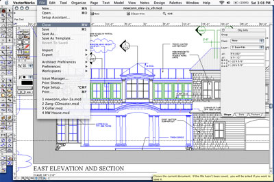 400x267 Architosh Feature Reviews Vectorworks Architect 9.5