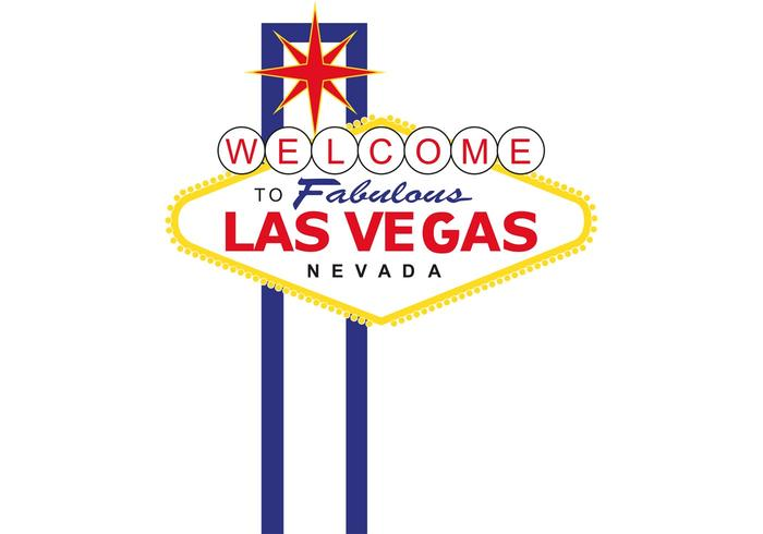 700x490 Sign Vector For The City Of Las Vegas