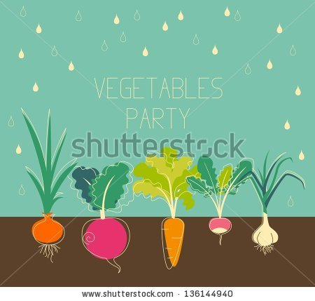 450x429 Vegetable Garden Graphic Free Vegetables Garden Vector Download