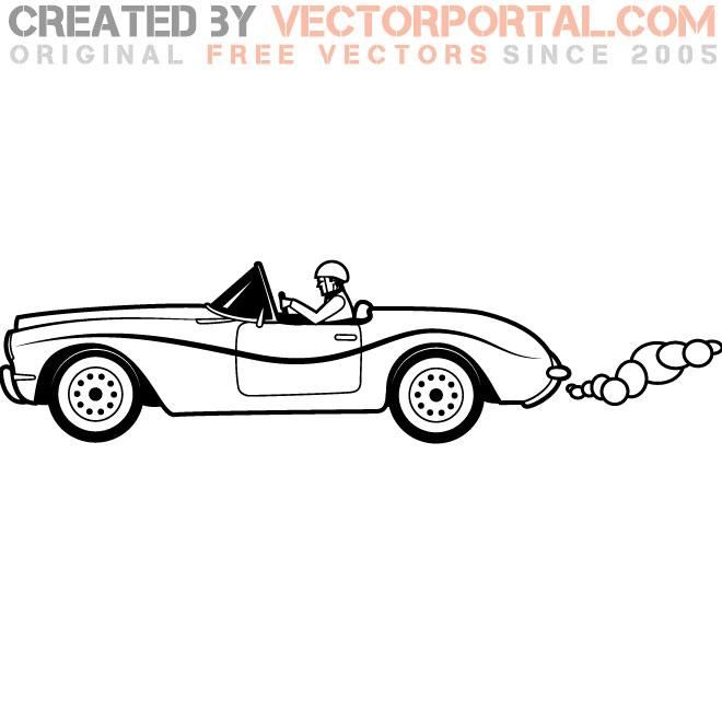 Vehicle Graphics Vector