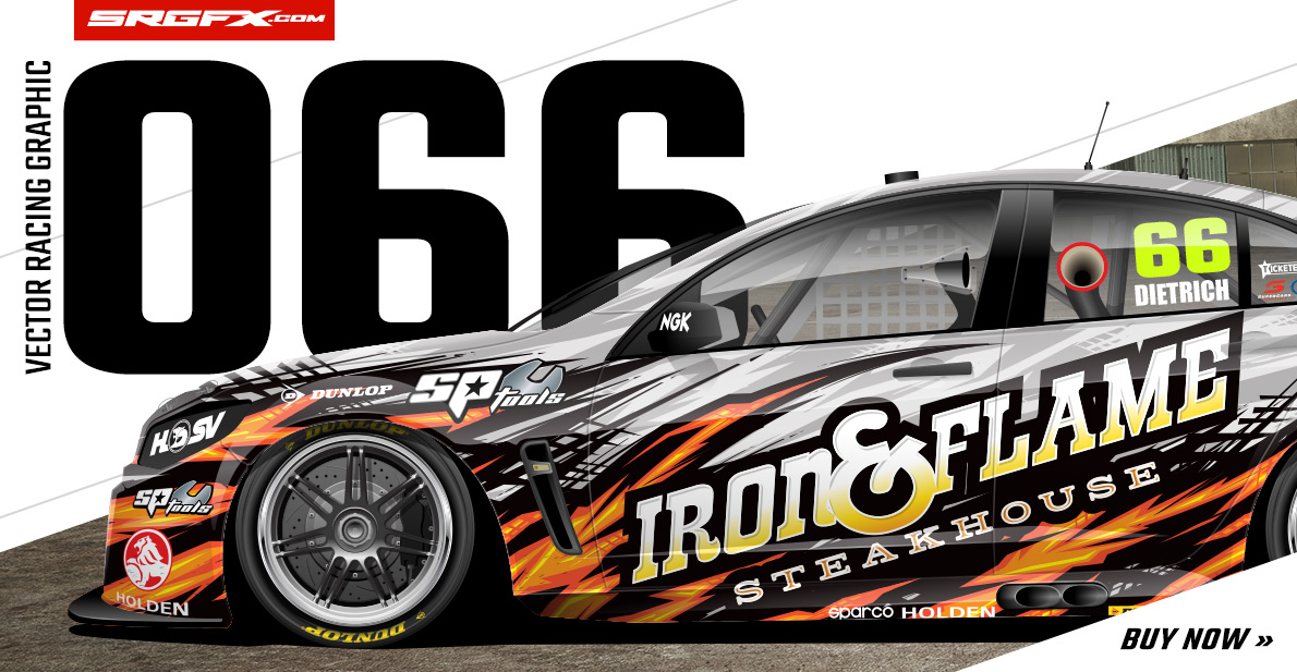 1190x617 Vector Racing Graphic 066 School Of Racing Graphics