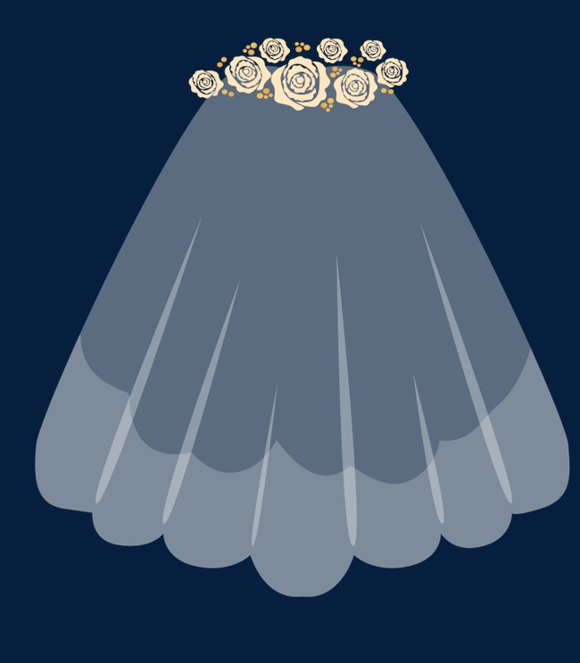 650x743 Veil, Wedding, White Veil, Wreath Png And Vector For Free Download