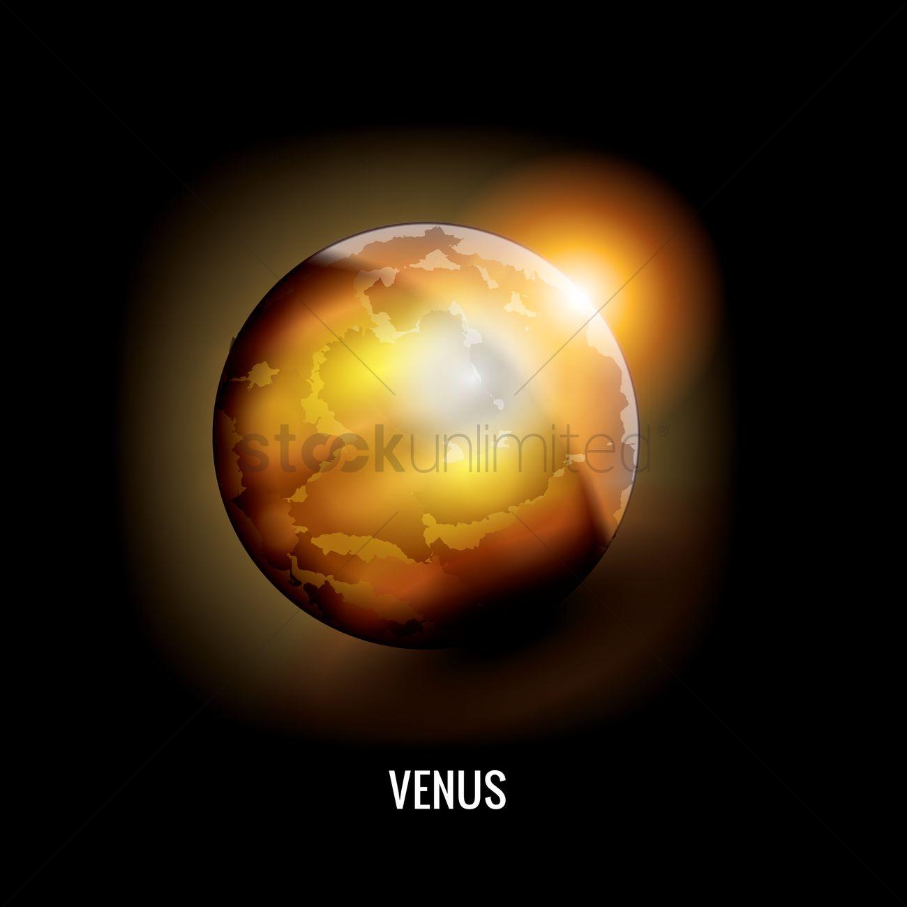1300x1300 Venus Vector Image