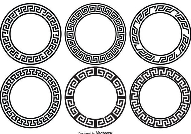 632x443 Greek Key Border Style Frames Free Vector Download 343689 Cannypic