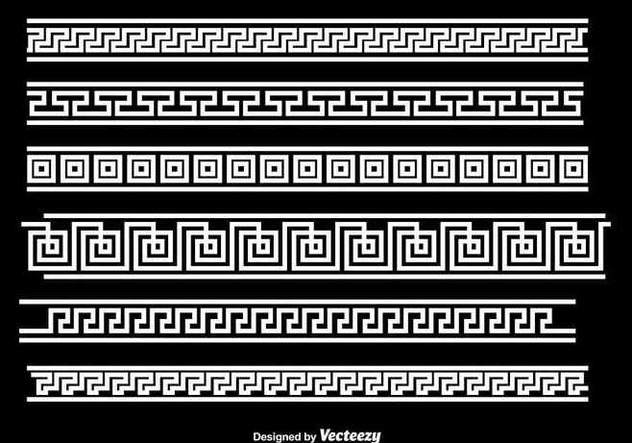 632x443 Greek Key White Border Vectors Free Vector Download 349883 Cannypic