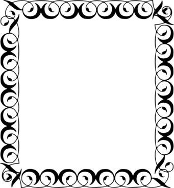 341x368 Versace Border Free Vector Download (5,536 Free Vector) For