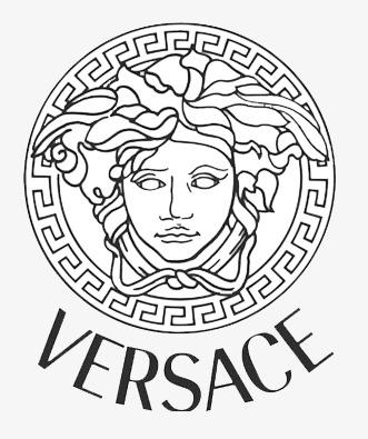 331x395 Versace Clipart Vector
