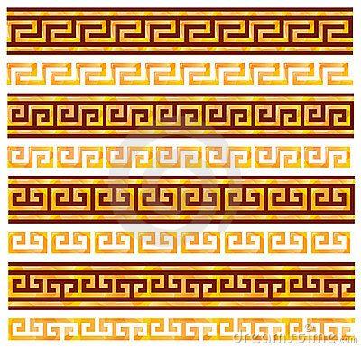 400x386 Versace Border Pattern