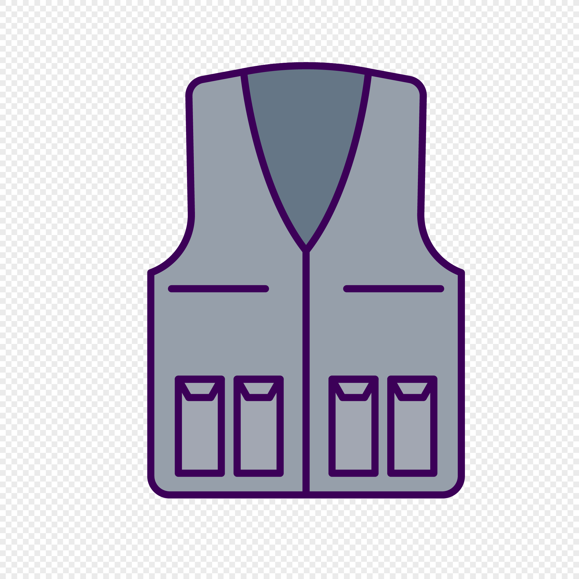 2020x2020 Bulletproof Vest Vector Png Image Picture Free Download