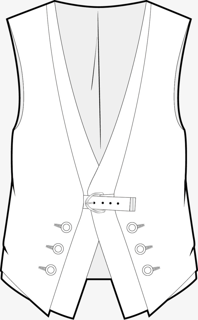 650x1047 Vector Vest, Stick Figure, Clothing, Vest Vector Png And Vector