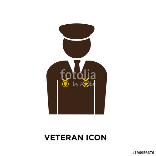500x500 Veteran Icon Stock Image And Royalty Free Vector Files On Fotolia