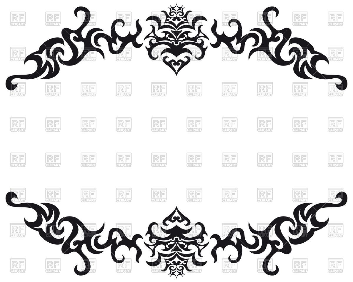 1200x960 Free Vector Victorian Clip Art