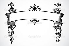 236x157 Fussy Victorian Style Banner Odd But Necessary