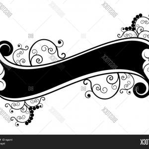 300x300 Photostock Vector Victorian Swirly Ornaments Vector Scroll