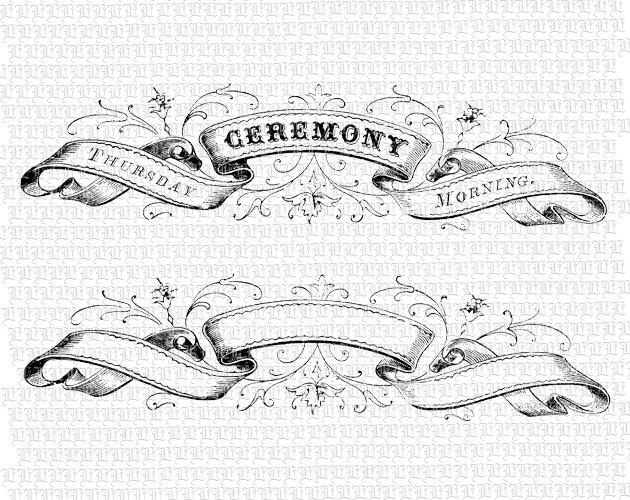 630x500 15 Victorian Clipart Banner For Free Download On Mbtskoudsalg