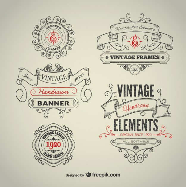 625x626 Victorian Ornament Banner Vectors, Photos And Psd Files Free
