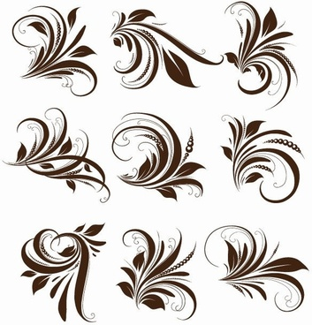 353x368 Victorian Design Elements Free Vector Download (28,915 Free Vector