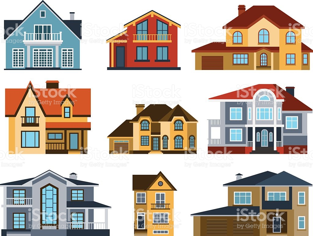 1024x775 Mansion Clipart Vector