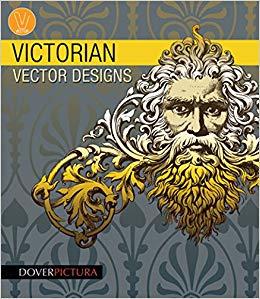 260x299 Victorian Vector Designs (Dover Pictura Electronic Clip Art) Alan