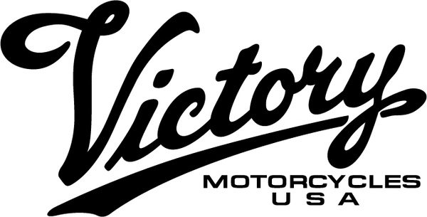 600x305 Victory Motorcycles Usa Free Vector In Encapsulated Postscript Eps