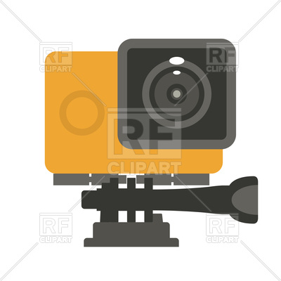 400x400 Simple Action Camera Icon