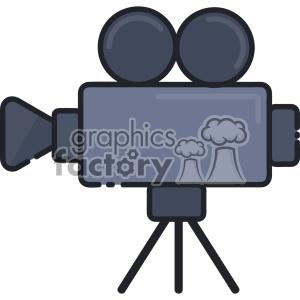 300x300 Royalty Free Video Camera Vector Clip Art Images 403896 Vector