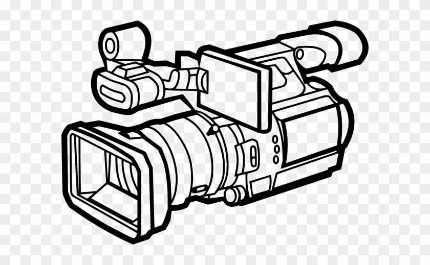 840x519 Video Camera Clip Art
