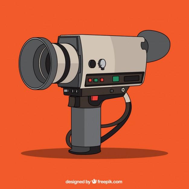626x626 Video Camera Vector Premium Download