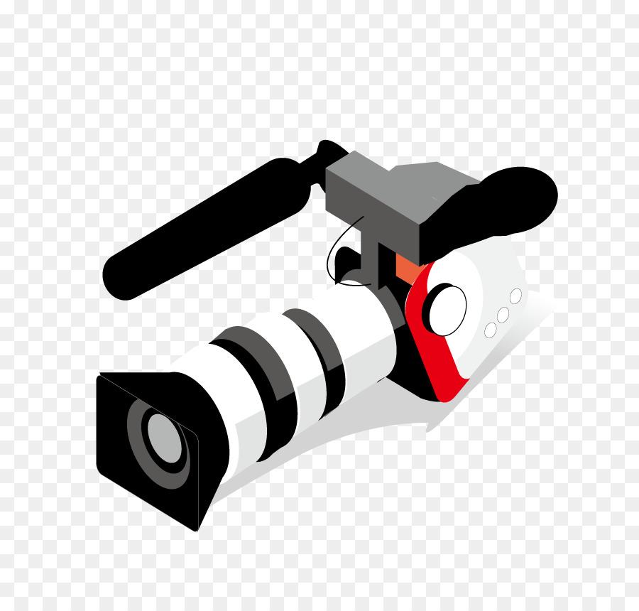 900x860 Euclidean Vector Video Camera