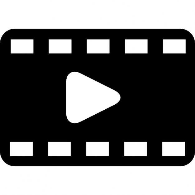 626x626 Video Film Strip Icons Free Download