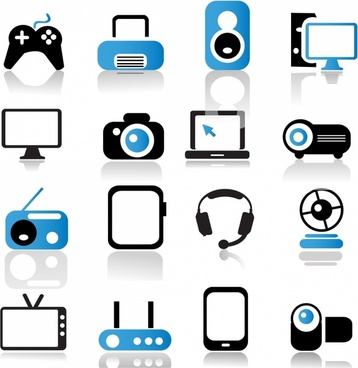 358x368 Video Icon Free Vector Download (23,391 Free Vector) For