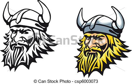 450x288 Ancient Viking. Ancient Angry Viking Warrior As A Mascot Or Tattoo.