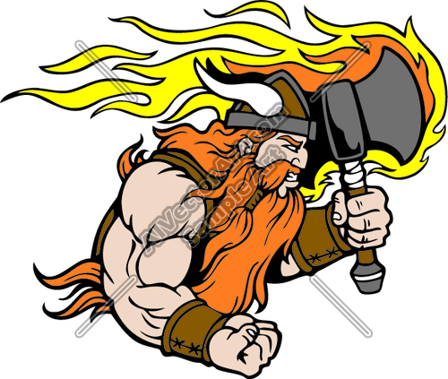 500x423 Vikingjk12 Clipart And Vectorart Sports Mascots