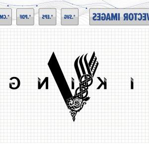 300x300 Vikings Logo Vector Graphic Svg Eps Pdf Lazttweet