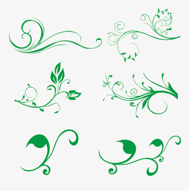 650x657 Green Vines, Green Vector, Green, Vine Png And Vector For Free
