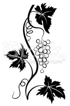 Vine Vector Art
