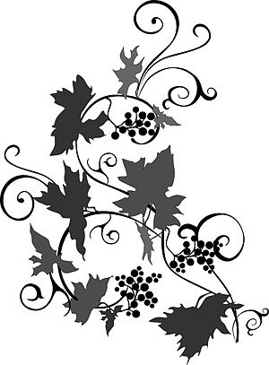 300x407 Free Jungle Vine Clipart And Vector Graphics