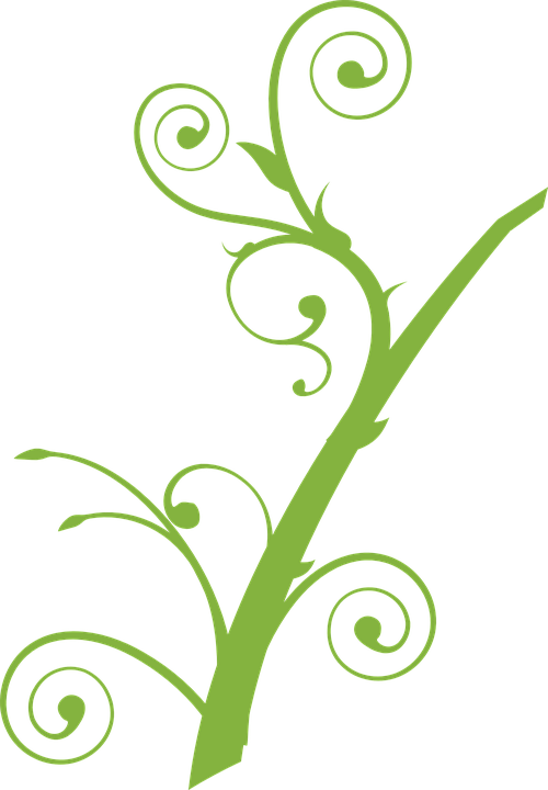 500x720 Collection Of Free Vector Vines Grass. Download On Ubisafe
