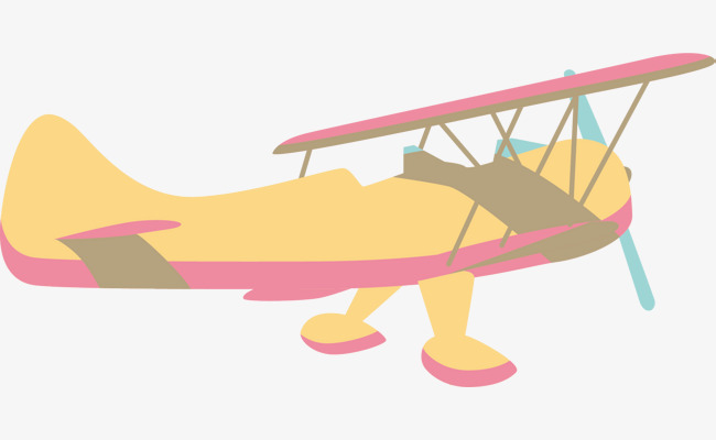 650x400 Retro Vintage Airplane, Airplane Clipart, Vintage Aircraft