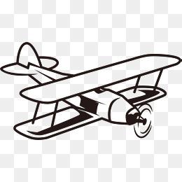 Vintage Airplane Vector at GetDrawings   Free download