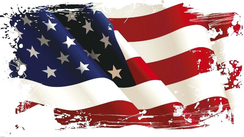 818x459 Vintage American Flag Vintage Flag Design Vector Mens Vintage